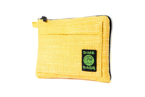 "10"" Padded Pouch Yellow"
