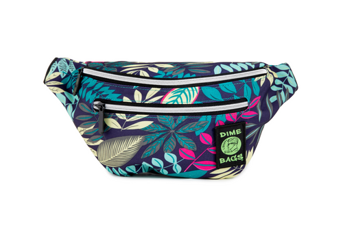 Paradise Pack | Water Resistant Fanny Pack | Large Travel Waist Bag