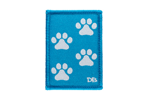 Paw Prints Patch