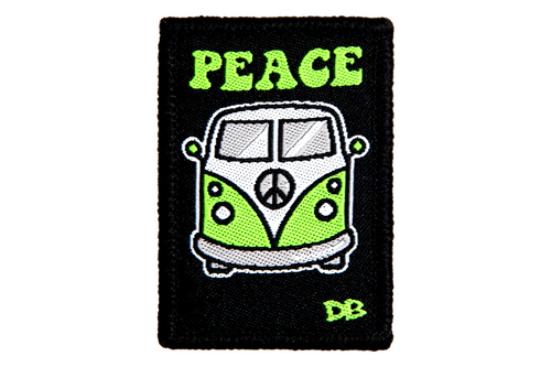 Peace Bus Patch | Dime Bags | Patch