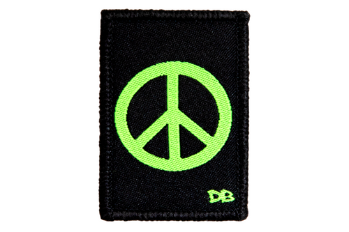 Peace Sign Patch | Dime Bags | Patch | Peace