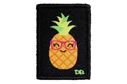 Pineapple Patch | Dime Bags | Patch | Fruit Patch
