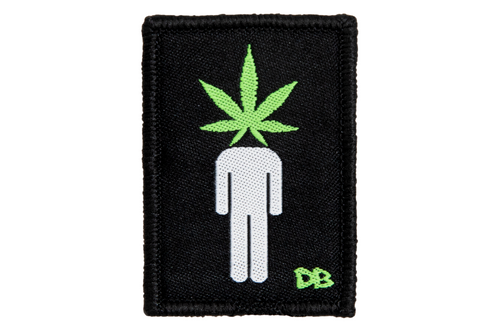 Pot Head Patch | Dime Bags | Patch