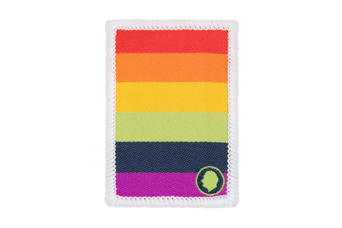 Dime Bags | Pride | Dime Bags Patch | Pride Patch | Rainbow | Removeable Patch
