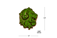 Load image into Gallery viewer, Dime Bags Roar Music Hat Pin