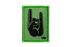 Rock On Patch | Dime Bags | Patch
