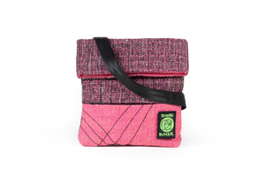 Multi-Purpose Crossbody | Unisex Bag | Hempster Purse in 2 Sizes