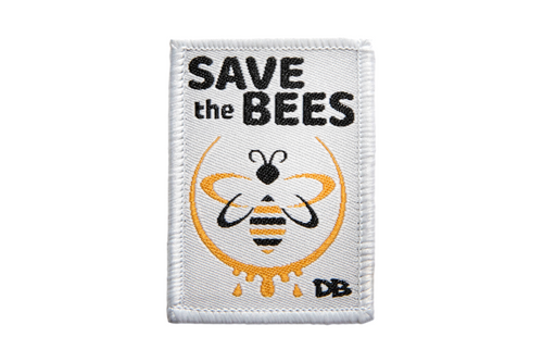 Save the Bees Patch | Dime Bags | Patches with a Purpose | Patch