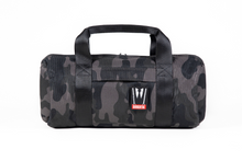Load image into Gallery viewer, The Omerta Brigata | Smell Proof Padded Duffle | Lockable Duffle | 3 Sizes