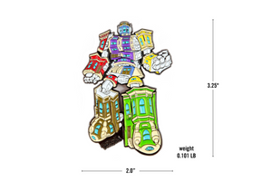 Sirron Norris Victorion Hat Pin