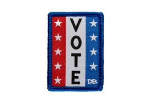 Vote Patch | Dime Bags | Patch