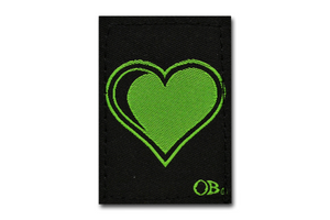 Heart Patch | Dime Bags | Patch | Love