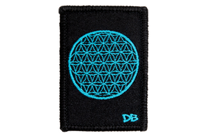 Sacred Geometry Patch | Dime Bags | Patch