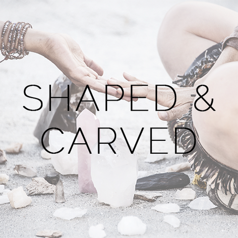Shaped & Carved