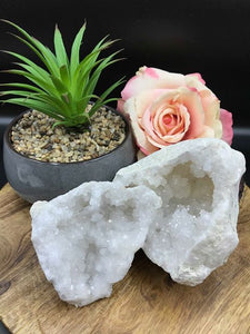 Clear Quartz Geode - XLarge