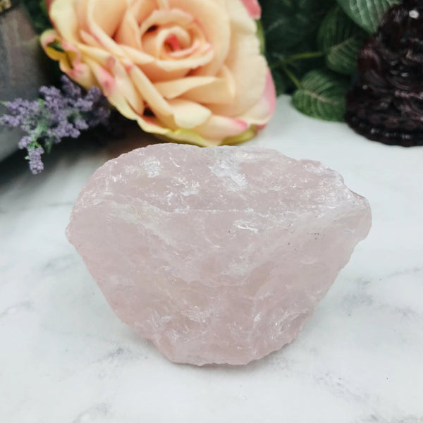 Rose Quartz - Chunk