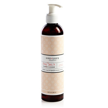 One Love Organics Easy Does It Foaming Cleanser