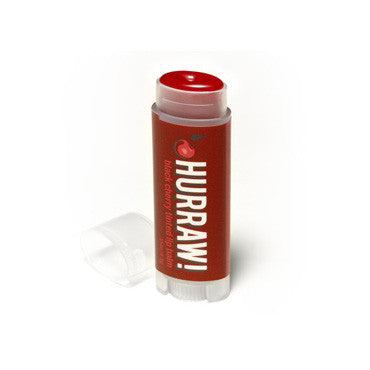 Hurraw! Black Cherry Lip Balm
