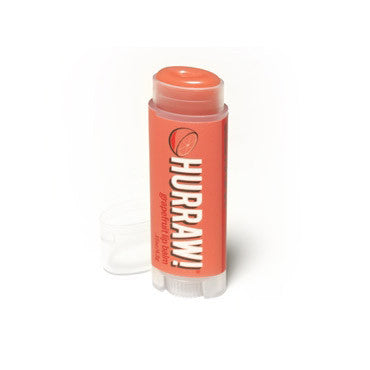 Hurraw! Grapefruit Natural Lip Balm