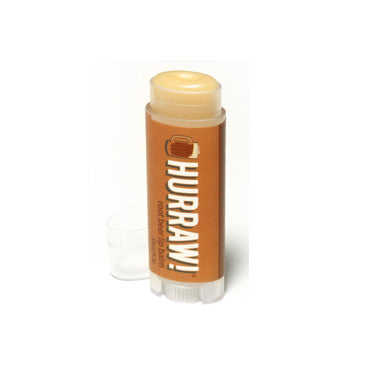 Hurraw! Natural Lip Balm Root Beer
