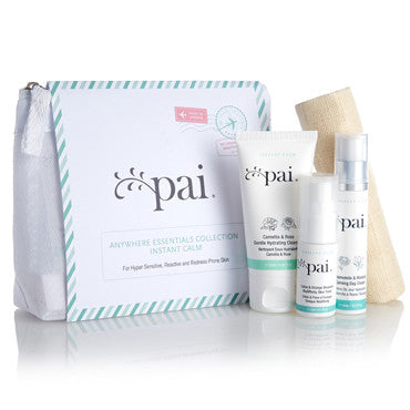 Pai Anywhere Essentials Travel Kit—Instant Calm Collection