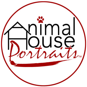 Animal House Portraits - Pet Portraits
