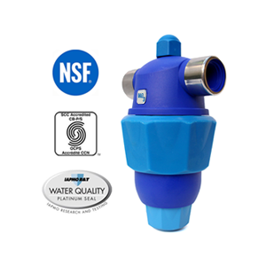 Hardless NG3 NSF and IAPMO Certified
