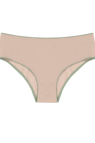 Two Tone Bikini Panties