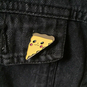 Pizzachu Soft Enamel Pin