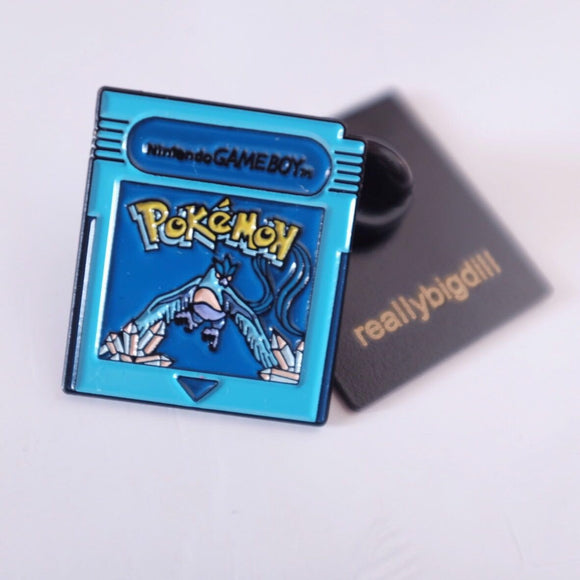 Pokemon Fantasy Cartridges - Articuno Blue Edition (Team Mystic)