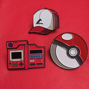Pokemon Classic Collection Bundle - Pokeball, Pokedex & Ash's Hat