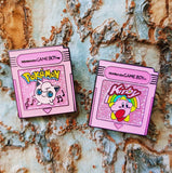 Pokemon Fantasy Cartridge - Jigglypuff Glitter Edition
