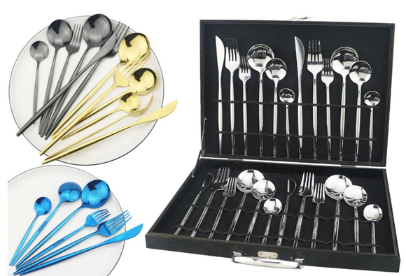 Giovanna Cutlery Set
