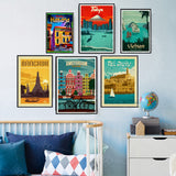 Live To Explore Wall Art Collection