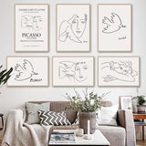 Picasso Matisse Wall Art Collection