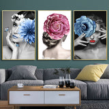 Fiore Colorato Wall Art Collection