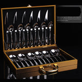 Amaia Stainless Steal Cutlery Set