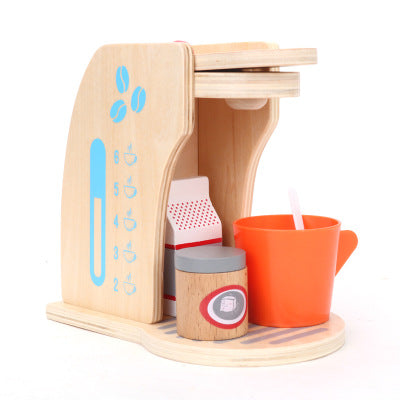 Wooden Coffee Maker