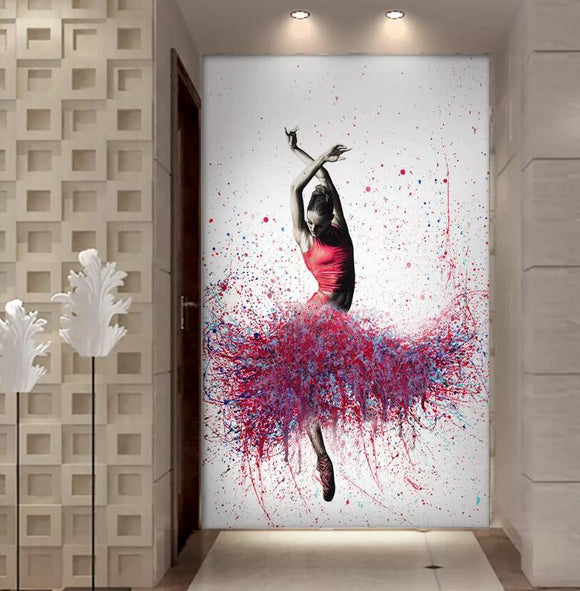 Life is My Dance Floor Wall Art Collection