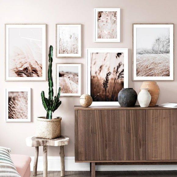 Fields of Life Wall Art Collection