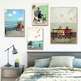 Sam Toft Wall Art Collection