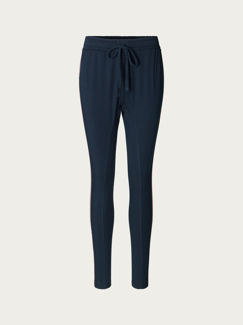 Comfy Copenhagen ApS Beds Are Burning Pants Navy / Camel