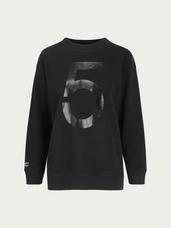 Comfy Copenhagen ApS Always Me Sweatshirt Black