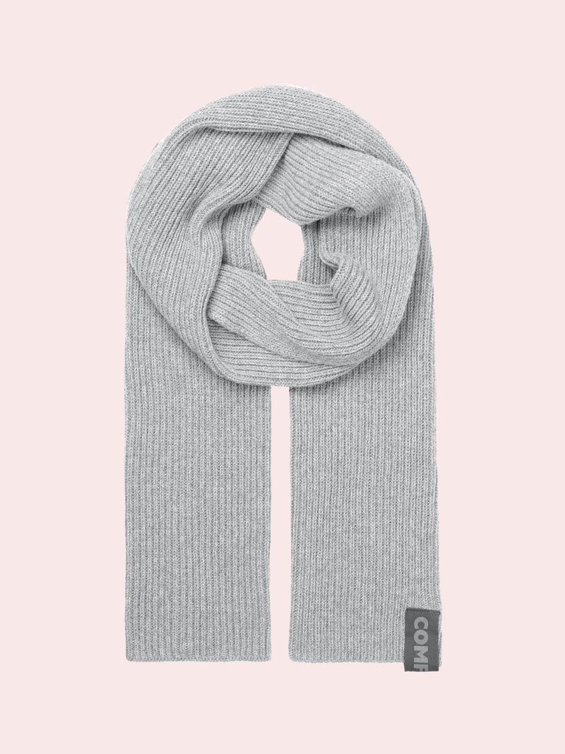 Comfy Copenhagen ApS Cashmere Love Scarf Light Grey