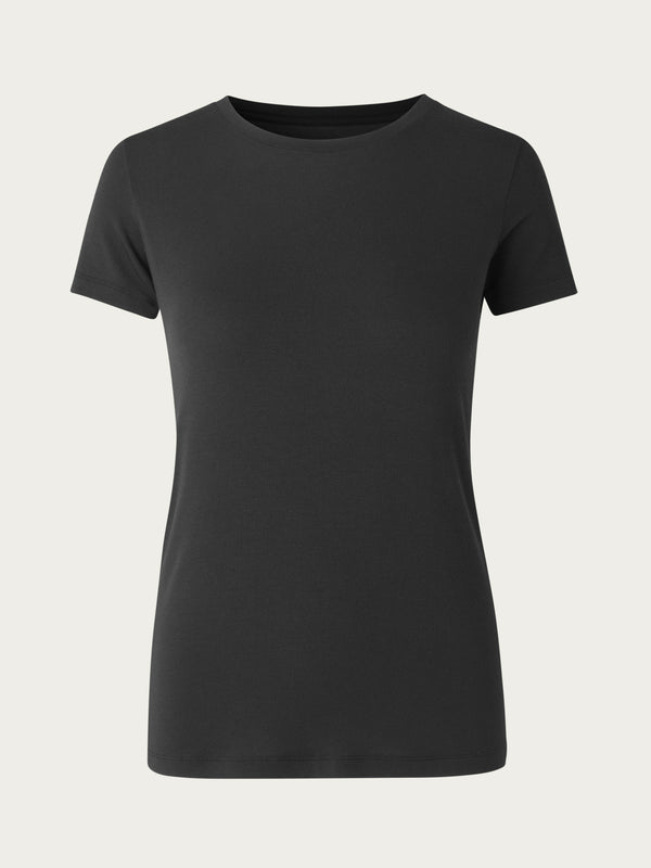 Comfy Copenhagen ApS Feeling T-shirt Black