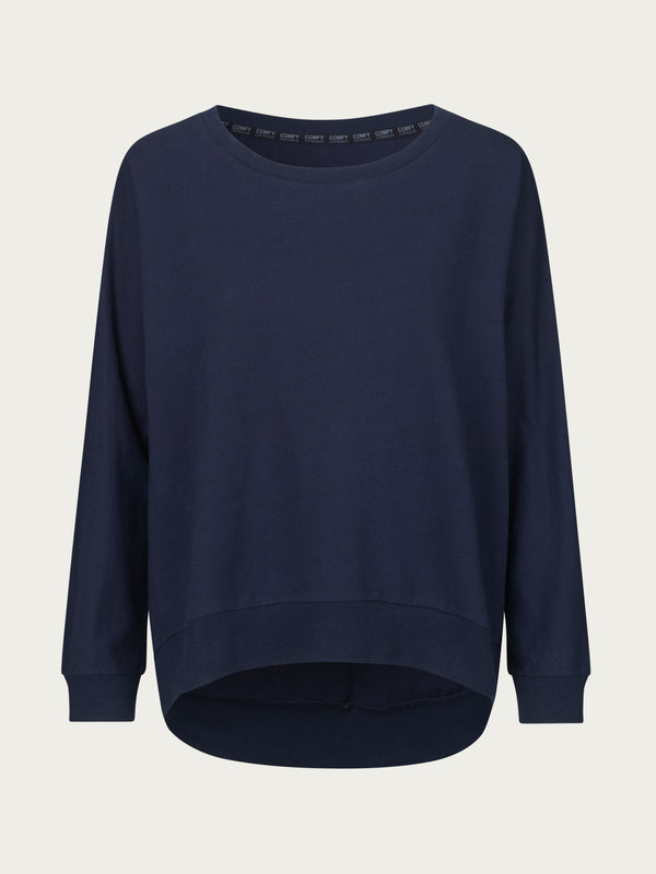 Comfy Copenhagen ApS Never Too Late Blouse Navy