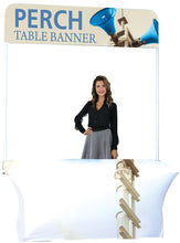 Load image into Gallery viewer, 8ft Table Wide Pole Banner