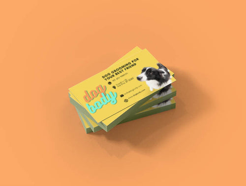 Custom Printed Business Cards