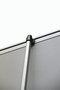 aluminium pole and top bar