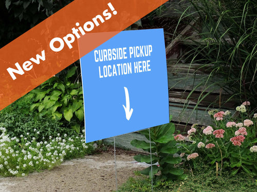 Coroplast Lawn Sign - 24